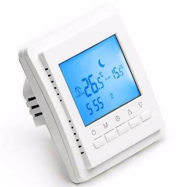 Терморегуляторы DAEWOO ENERTEC для систем теплых полов